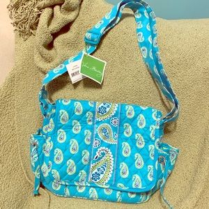Unused Vera Bradley crossbody